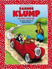 rasmus klump og den røde bil og andre historier med rasmus klump - bog