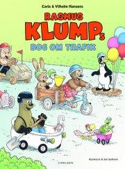 rasmus klumps bog om trafik - bog