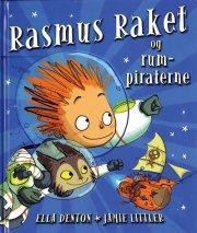 rasmus raket og rumpiraterne - bog