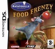 ratatouille: food frenzy - nintendo ds