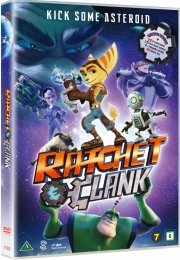 ratchet and clank - DVD