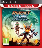 ratchet and clank: a crack in time - essentials - PS3
