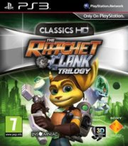 ratchet & clank trilogy: hd collection (nordic) - PS3
