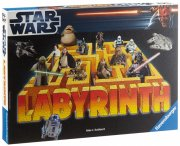ravensburger - star wars labyrint / labyrinth (10826668) - Brætspil