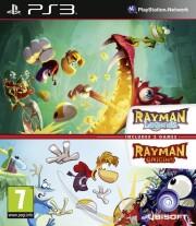 rayman legends + rayman origins (bundle) - PS3