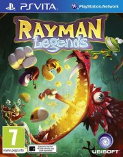 rayman legends (uk/nordic) - ps vita