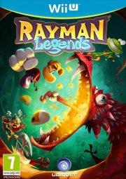 rayman legends (uk/nordic) - wii u
