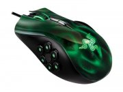 razer naga hex green - gamer / gaming mus - Hardware Og Tilbehør