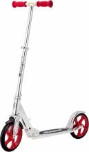 razor løbehjul - a5 lux - sølv - Udendørs Leg