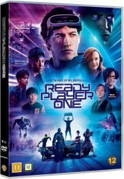 ready player one - 2018 - DVD