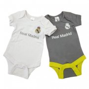 real madrid merchandise - bodystocking til baby - 9-12 mdr - Merchandise