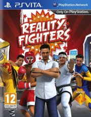 reality fighters (nordic) - ps vita