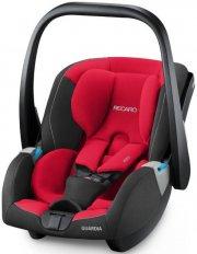recaro guardia autostol - 0-13 kg - racing red - Babyudstyr