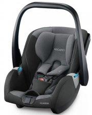 recaro guardia autostol - 0-13 kg - carbon black - Babyudstyr
