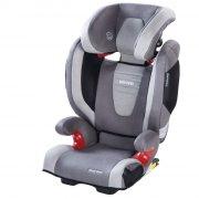 recaro monza nova 2 seatfix autostol - grå - Babyudstyr