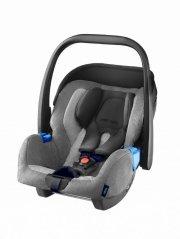 recaro privia bagudvendt baby autostol - grå - Babyudstyr