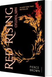 red rising 2 - gylden søn - bog