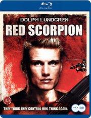 red scorpion  - Blu-Ray+Dvd