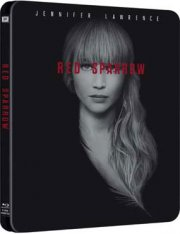 red sparrow - steelbook - Blu-Ray