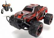 red titan fjernstyret bil - op til 10 km/t - to 2,4ghz kanaler - 29 cm. - Fjernstyret Legetøj