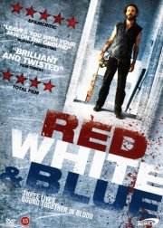 red, white and blue - DVD
