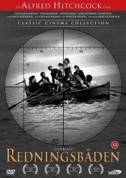 lifeboat / redningsbåden - alfred hitchcock - DVD
