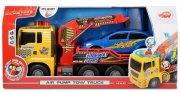 legetøjs kranbil med luftpumpe - 55 cm - Køretøjer Og Fly