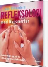 refleksologi mod rygsmerter - bog