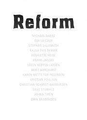 reform - bog