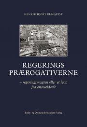 regeringsprærogativerne - bog