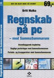 regnskab på pc - med summasummarum - bog