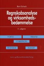regnskabsanalyse og virksomhedsbedømmelse - 4. udgave - bog