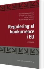reguleringen af konkurrence i eu - bog