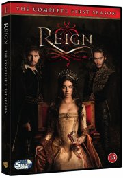 reign - sæson 1 - DVD