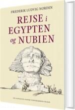 rejse i egypten og nubien - bog