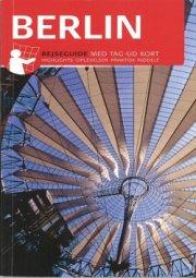 rejseguide med kort - berlin - bog