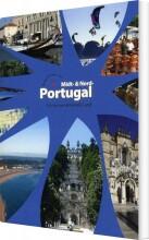 rejseklar til midt- & nord-portugal - bog