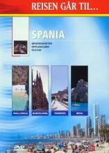 rejsen går til spanien - DVD