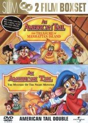 rejsen til amerika 3 + 4 - DVD