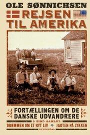 rejsen til amerika - bog