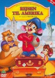 rejsen til amerika - DVD