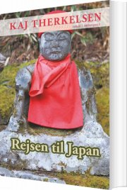rejsen til japan - bog