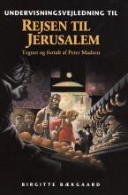 rejsen til jerusalem, undervisningsvejledning - bog