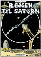 rejsen til saturn - Tegneserie