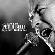 peter belli - rejsende i rock and roll - live 1959-2009 - cd