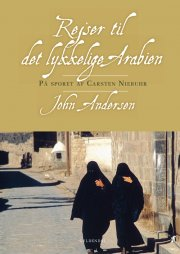 rejser til det lykkelige arabien - bog