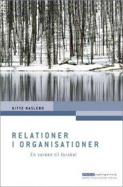 relationer i organisationer - bog