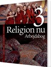 religion nu 3. arbejdsbog - bog