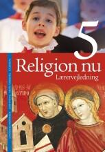 religion nu 5. lærervejledning - bog