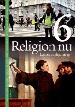 religion nu 6. lærervejledning - bog